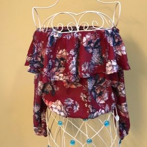 One Clothing women's blouse